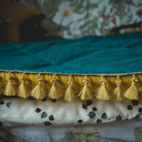 narzuta na łóżko dla dziecka